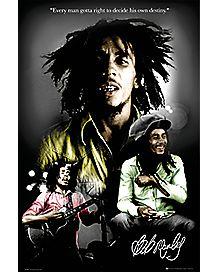 Destiny Bob Marley Poster