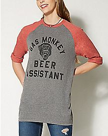 Gas Monkey Garage Beer Assistant T shirt