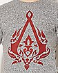 Flourish Assassins Creed T shirt