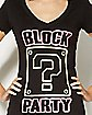Block Party Nintendo T shirt