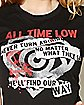 Find Our Way All Time Low T shirt