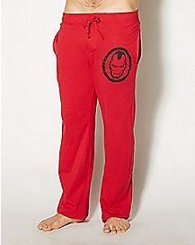 Patch Iron Man Lounge Pants - Marvel Comics