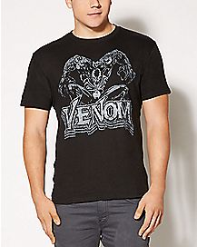 Spider-Man Venom T Shirt