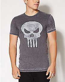 Skull The Punisher T shirt
