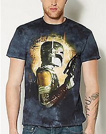 Boba Fett Star Wars T shirt