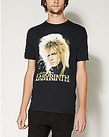 Jareth The Labyrinth T shirt