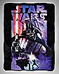 Classic Night Darth Vader Star Wars Fleece Blanket