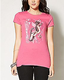 #1 Catwoman T Shirt