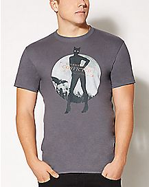 Arkham City Convict Catwoman Batman T Shirt - DC Comics
