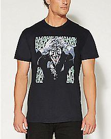 Insanity The Joker T shirt