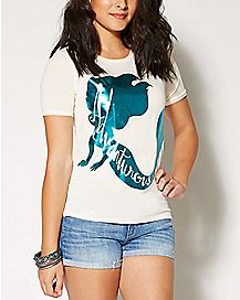 Foil Adventurous Ariel Disney T Shirt - The Little Mermaid