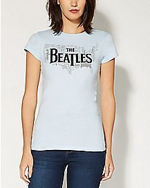 America Beatles T shirt