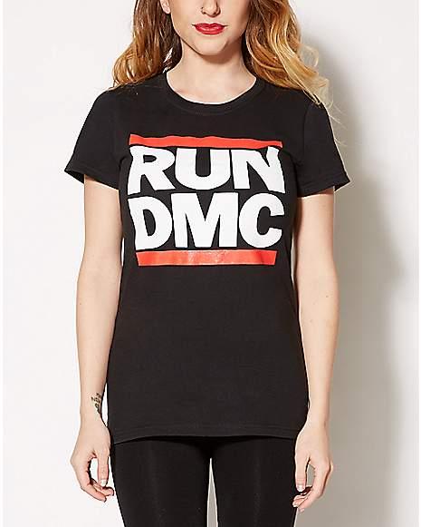 run dmc t shirt spencer 39 s. Black Bedroom Furniture Sets. Home Design Ideas
