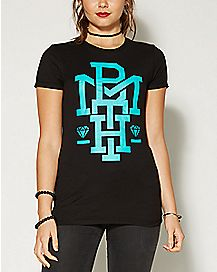 Diamond Bring Me The Horizon T shirt