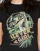 Clever Girl Jurassic Park T shirt