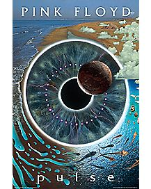 Pulse Pink Floyd Poster