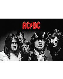 Highway To Hell ACDC Poster