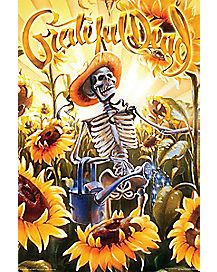 Grower Grateful Dead Poster