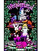 Wonderland II Blacklight Poster