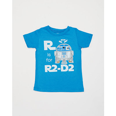 R is for R2-D2 T-shirt for Toddler