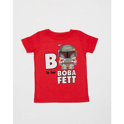 B is for Boba Fett T-shirt for Toddler