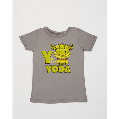 Y is for Yoda T-shirt for Toddler
