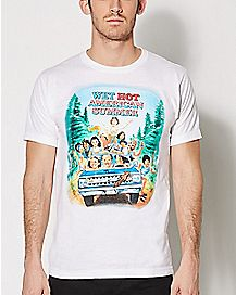 Wet Hot Summer Car T Shirt