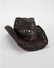 Ford Shapeable Straw Cowboy Hat