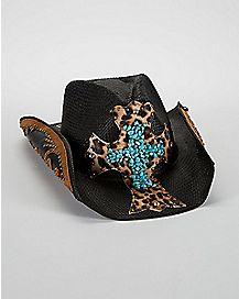 Black Zeke Drifter Cowboy Hat