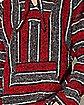 Red Festival Baja Hoodie Jacket