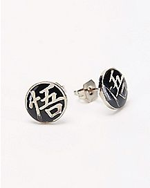 Dragon Ball Z Stud Earrings