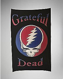 Steal Your Face Grateful Dead Wall Art- 45 x 60