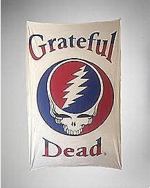 Steal Your Face Grateful Dead Wall Art - 45 x 60