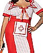 Bedside Betty Nurse Plus Size Costume