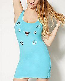 I Am Catbug Tank Dress