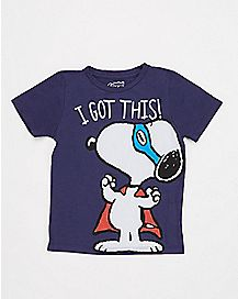 I Got This Snoopy Toddler T shirt