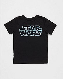 Star Wars Logo Toddler T shirt