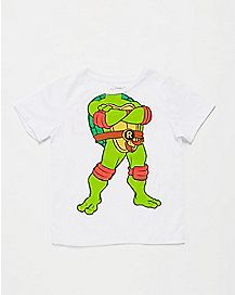 Teenage Mutant Ninja Turtles Body Toddler T shirt