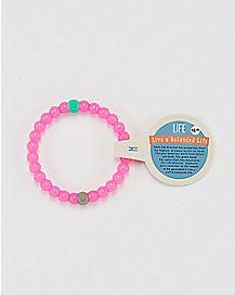 Pink Life Bracelet