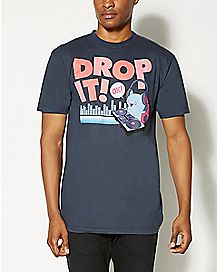 DJ Catbug Bravest Warriors T shirt