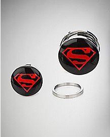 Superman Plugs - DC Comics