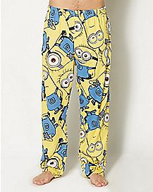 Minions Despicable Me Lounge Pants