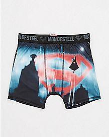 Man of Steel Superman Boxer Brief