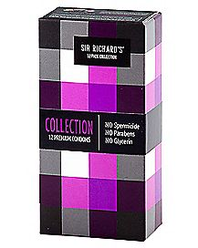 Sir Richards Condoms 12 Pack