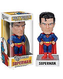 Funko DC Universe Superman Wacky Wobbler - DC Comics