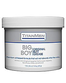 TitanMan Big Boy Butt Grease - 24 oz.