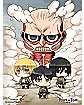 Lenticular 3D Attack on Titan Poster