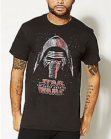 Sith Lord The Force Awakens Star Wars T shirt