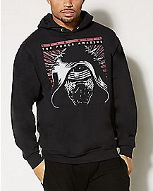 Star Wars The Force Awakens Kylo Ren Hoodie