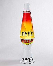 Help! The Beatles Lava Lamp - 14.5
